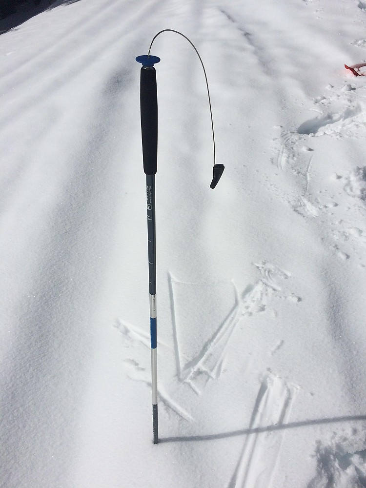 photo: Ortovox 240 HD PFA avalanche probe
