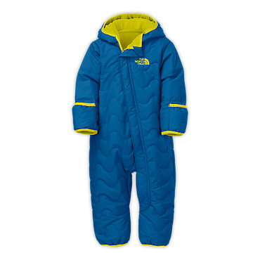 photo: The North Face Toasty Toes Bunting kids' snowsuit/bunting