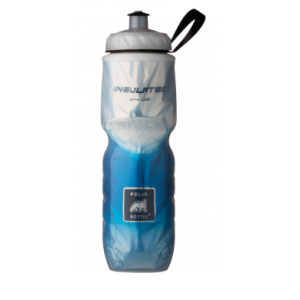 photo of a Polar Bottle water bottle
