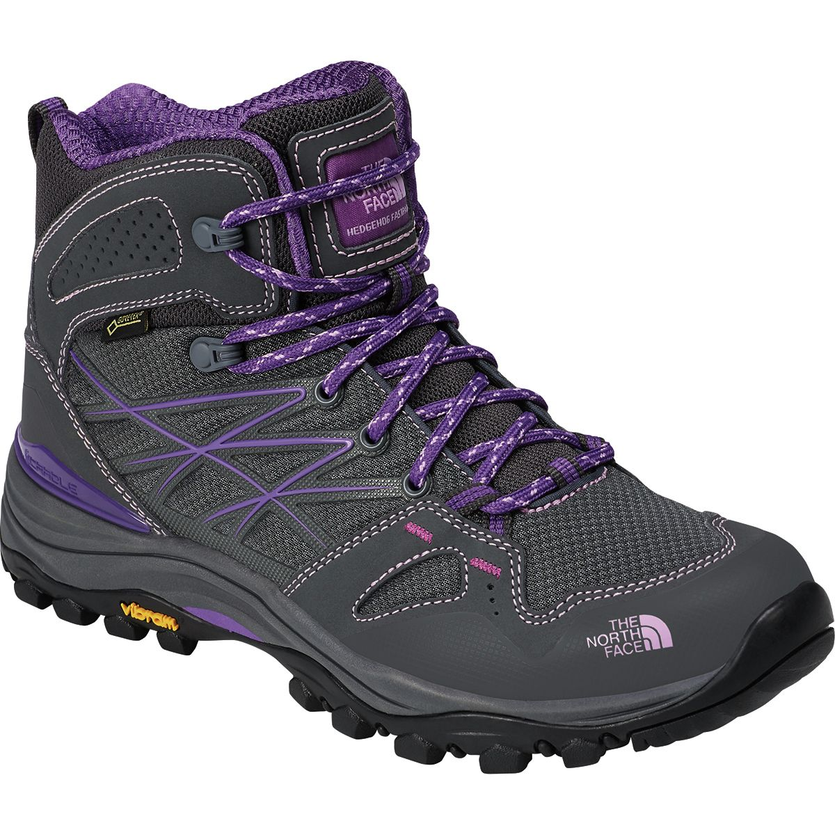 photo: The North Face Women's Hedgehog Fastpack Mid Gore-Tex hiking boot