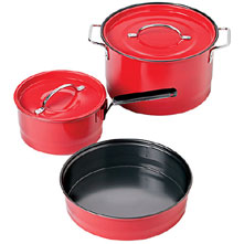 photo: Coleman Family Cook Set pot/pan