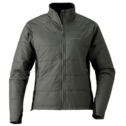 photo: MontBell Men's Thermawrap BC Jacket synthetic insulated jacket
