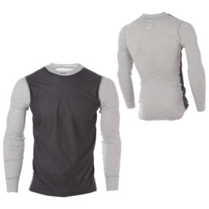 photo: Craft Gore Wind Stop Long Sleeve base layer top
