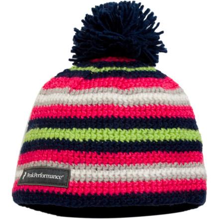 Peak Performance Haines Hat