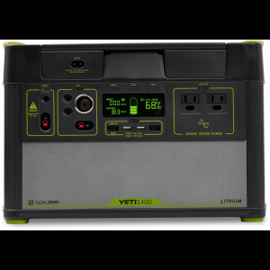 Goal Zero Yeti 1400 Lithium Power Station with WiFi
