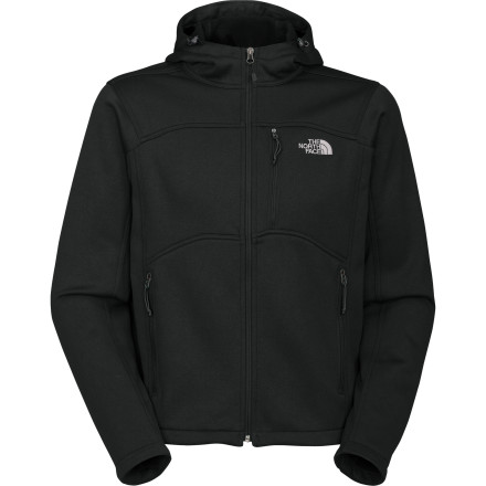 photo: The North Face Men's Jumar Fleece Hoodie fleece jacket