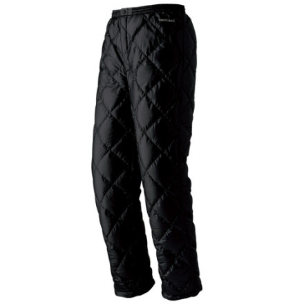 photo: MontBell Men's U.L. Down Inner Pants down insulated pant