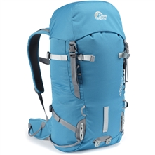 photo: Lowe Alpine Peak Attack ND 38 overnight pack (35-49l)