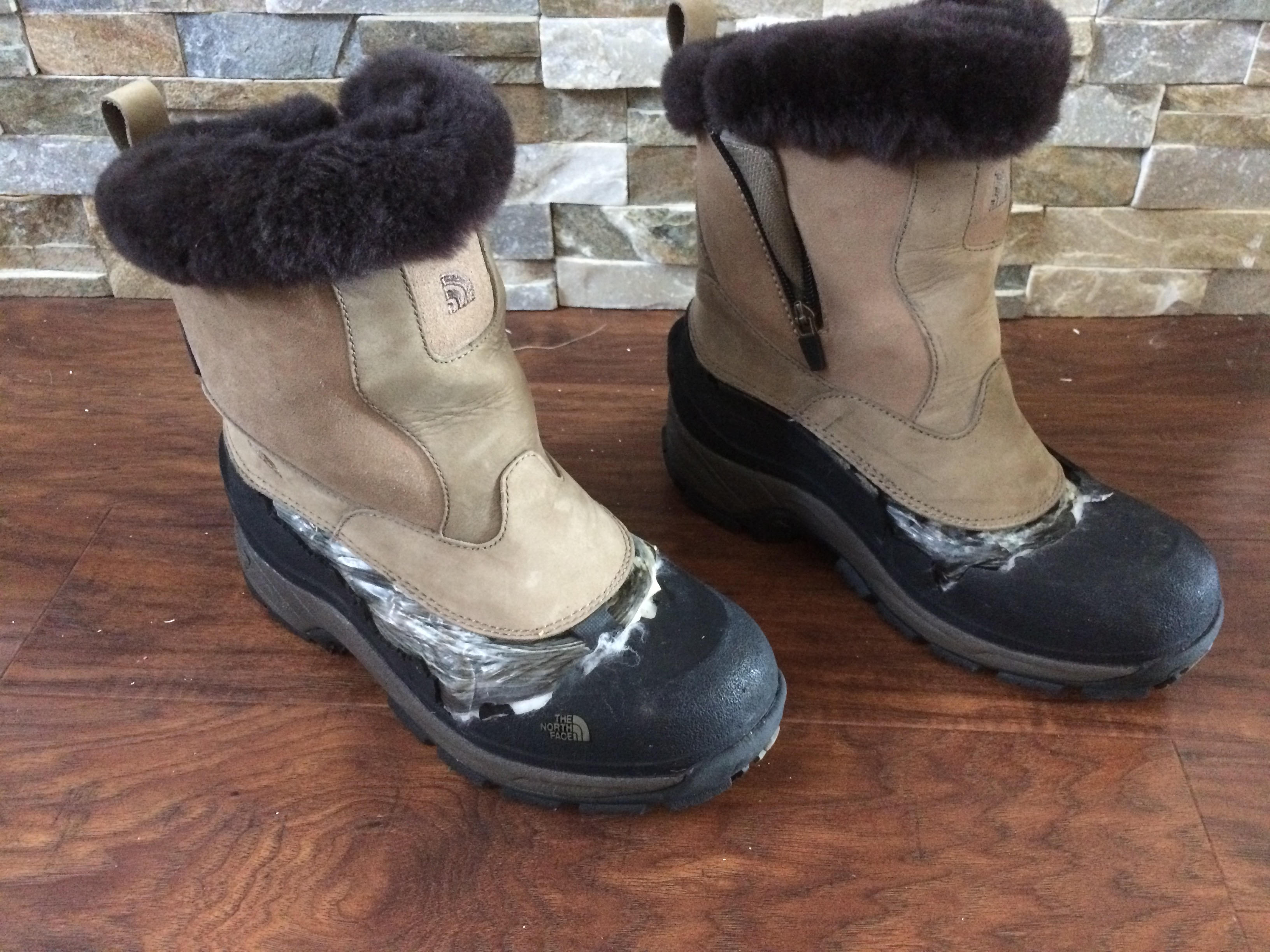 photo: The North Face Women's Chilkat II Pull-On winter boot