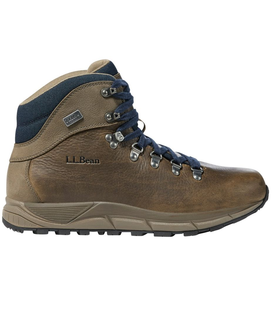 L.L.Bean Alpine Hiking Boots, Leather