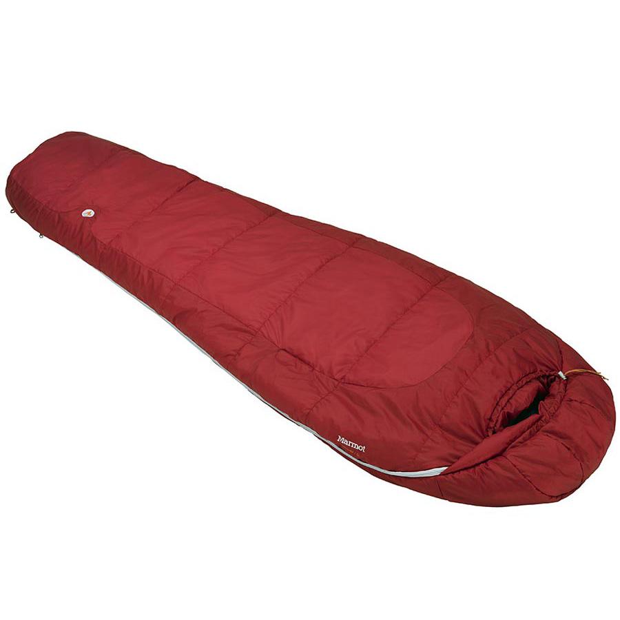 photo: Marmot EcoPro 40 warm weather synthetic sleeping bag