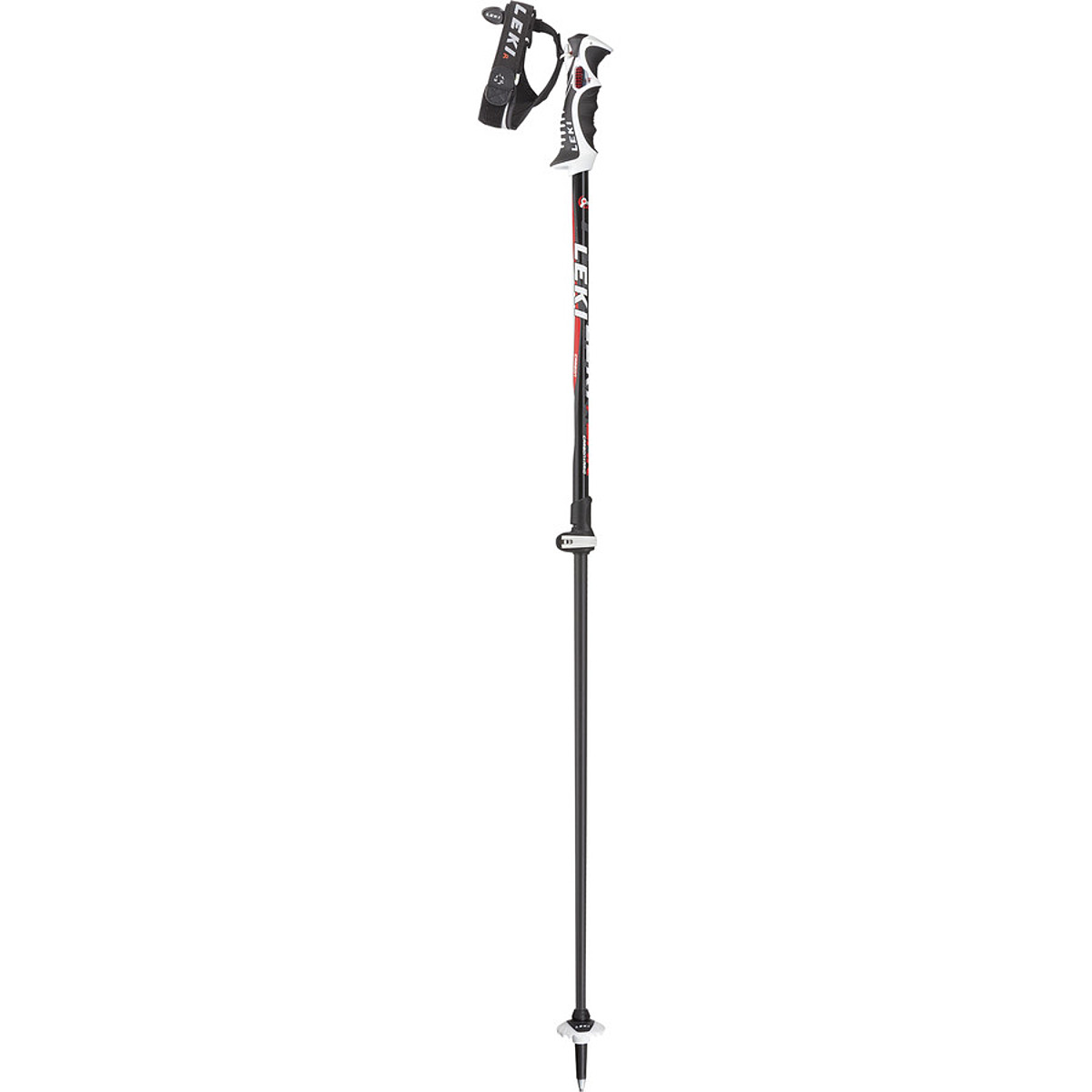 photo: Leki Peak Vario S Speedlock alpine touring/telemark pole