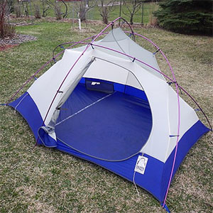 Sierra Designs Night Watch CD & Four-Season Tent Reviews - Trailspace.com