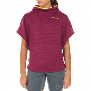photo: La Sportiva Punch-It Poncho short sleeve performance top