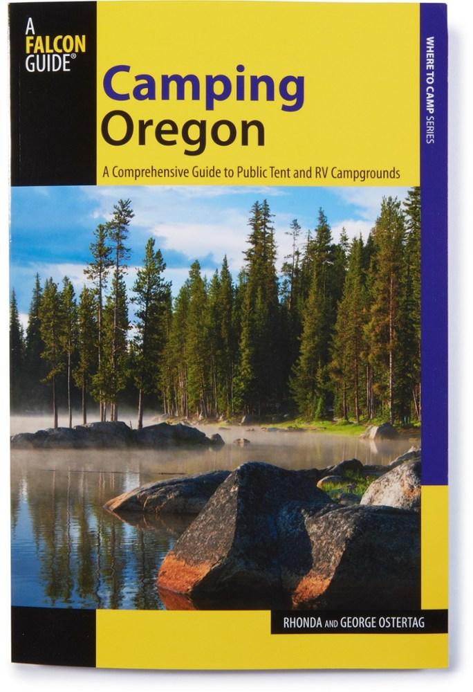 Falcon Guides Camping Oregon