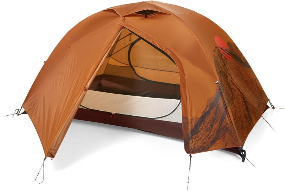 photo: REI Half Dome 2 Plus Tent three-season tent