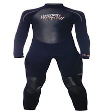 HyperFlex Cyclone 3/2 mm Junior Back Zipper Full Suit