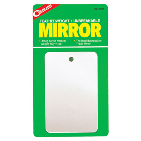 photo: Coghlan's Featherweight Mirror signal mirror/flag