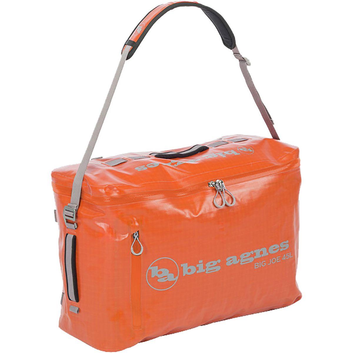 photo: Big Agnes Big Joe 110L pack duffel