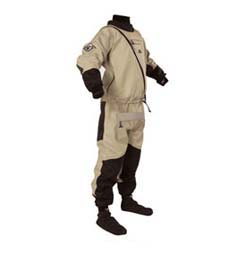 Palm Equipment Silver Semi-Dry Suit