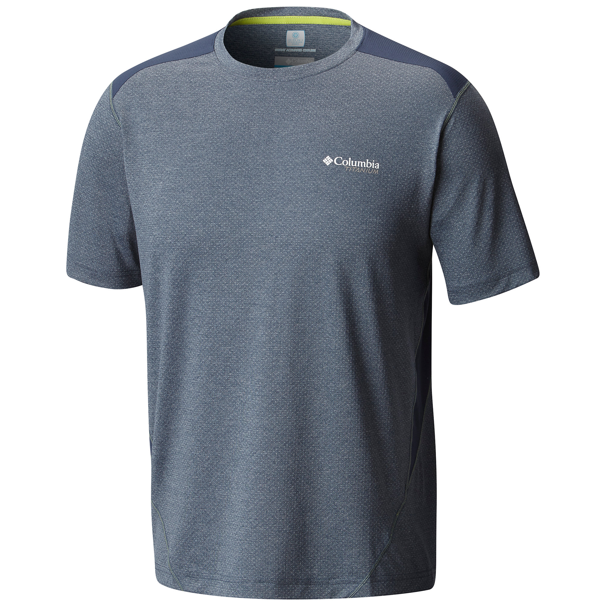 photo: Columbia Titan Ice Short Sleeve short sleeve performance top