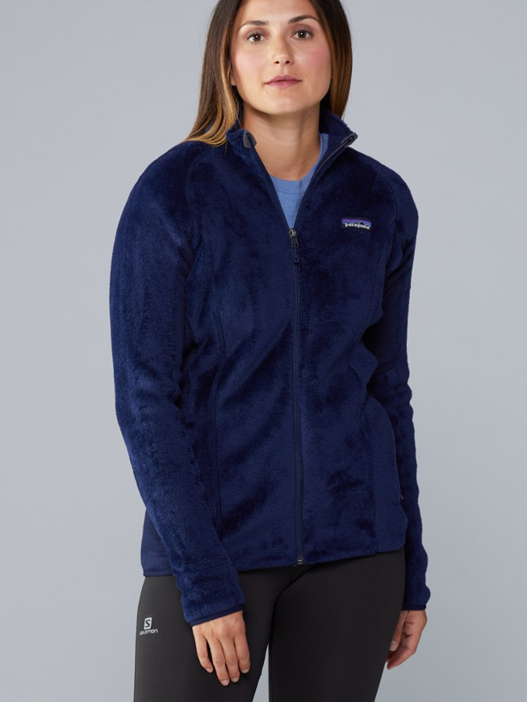 photo: Patagonia Women's R2 Jacket fleece jacket