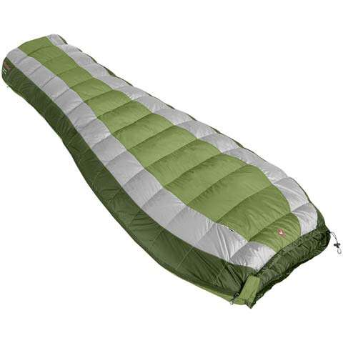 photo: Marmot Wasatch 3-season down sleeping bag