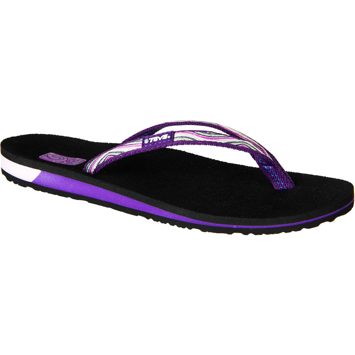 photo: Teva Contoured Ribbon Mush flip-flop