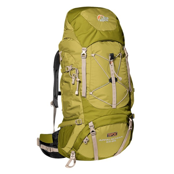 photo: Lowe Alpine TFX Appalachian 65:85 weekend pack (3,000 - 4,499 cu in)
