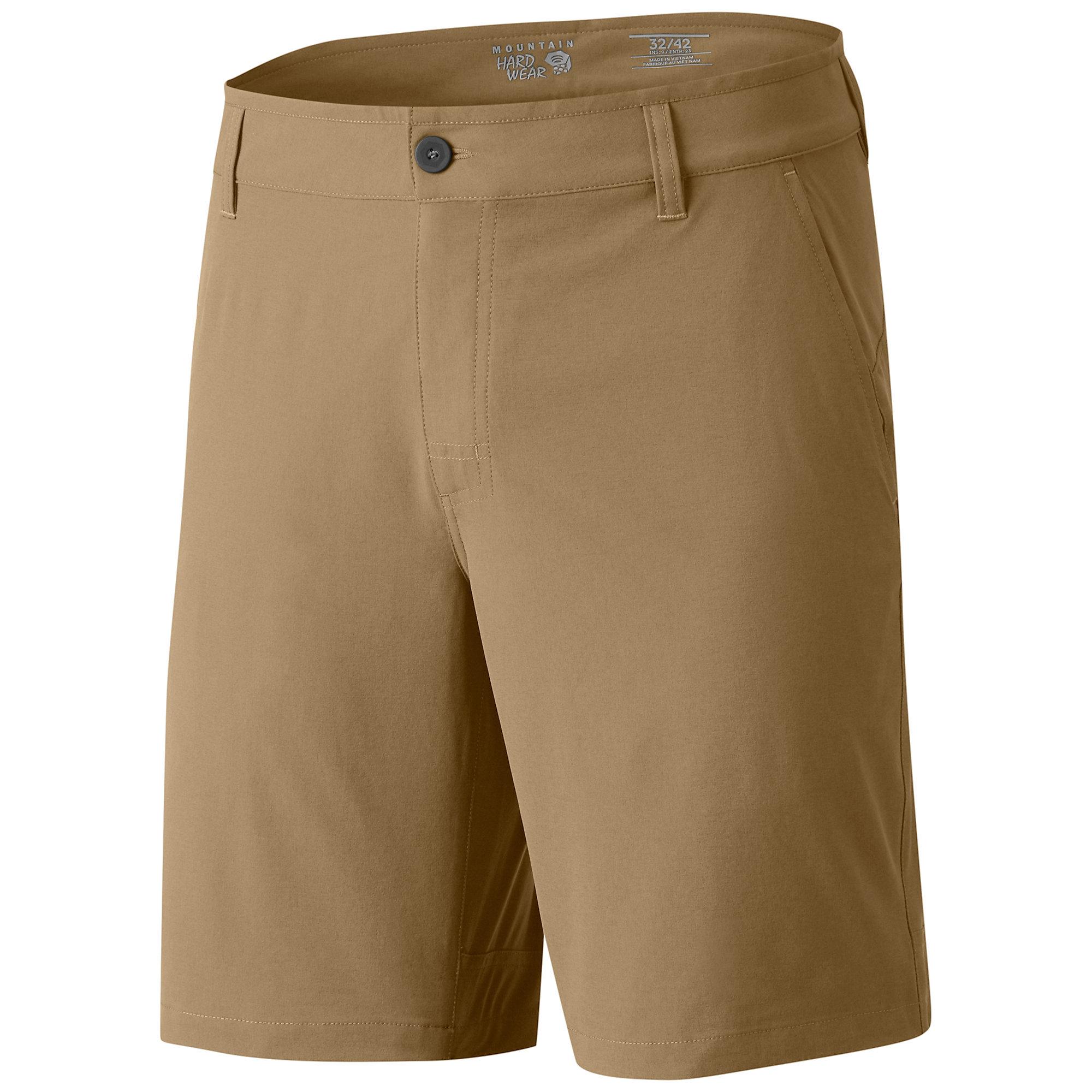 photo: Mountain Hardwear Right Bank Short active short