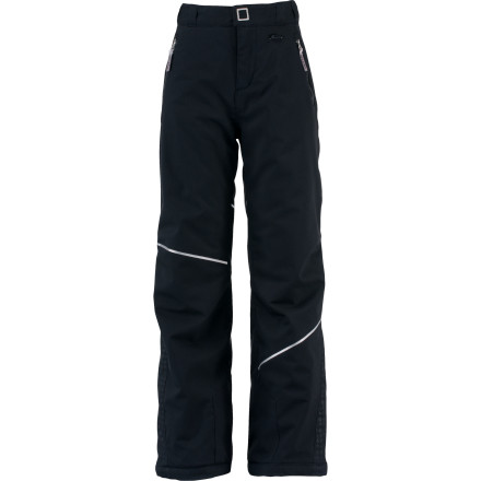 photo: Spyder Girls' Circuit Pant snowsport pant