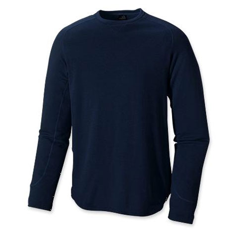 photo: Patagonia Wool 4 Crew base layer top