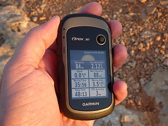 Garmin eTrex 30 Reviews - Trailspace