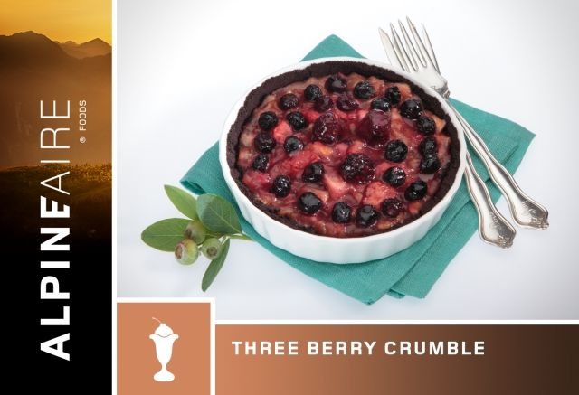 Richmoor Three Berry Cobbler