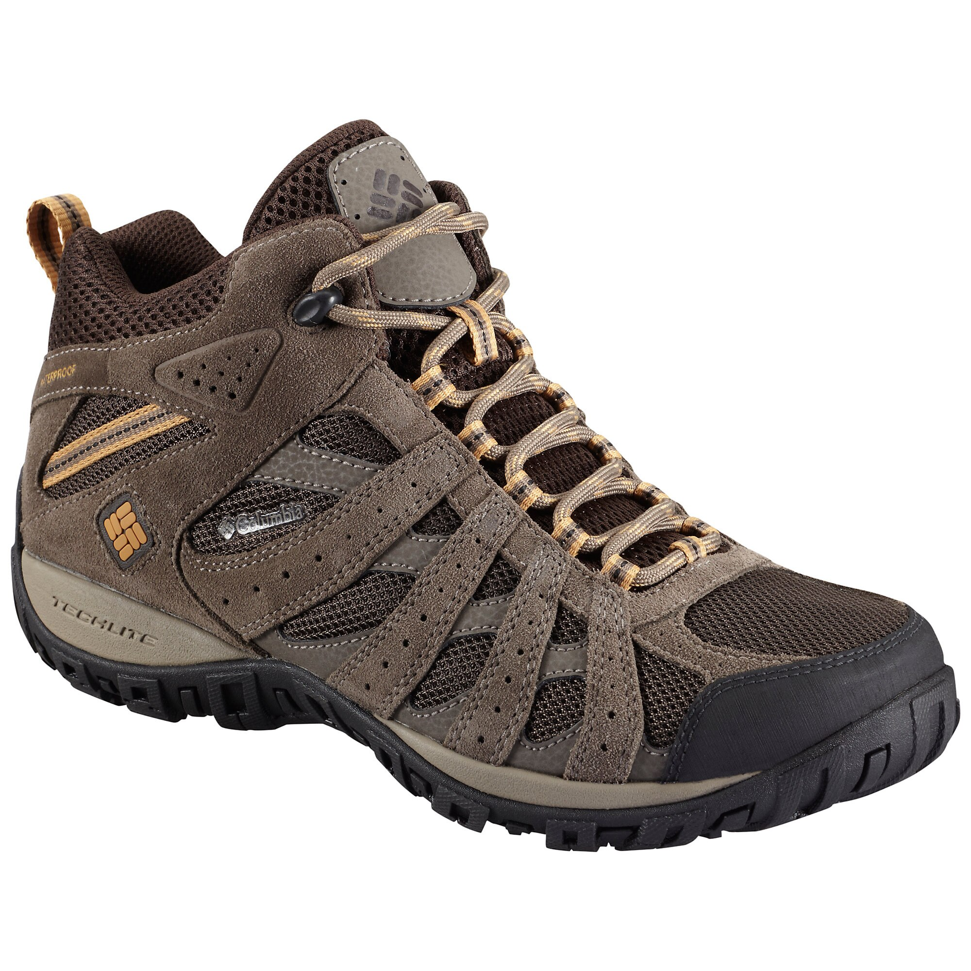 photo: Columbia Men's Redmond Mid Waterproof hiking boot