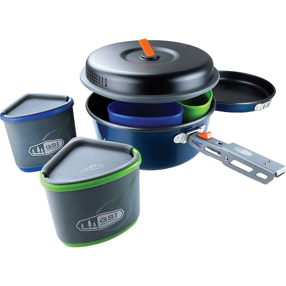GSI Outdoors Bugaboo Backpacker Cookset