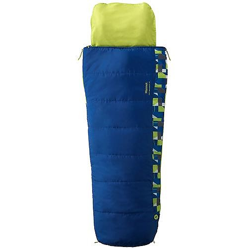 photo: Marmot Kids' Mavericks 40 Semi Rec warm weather synthetic sleeping bag