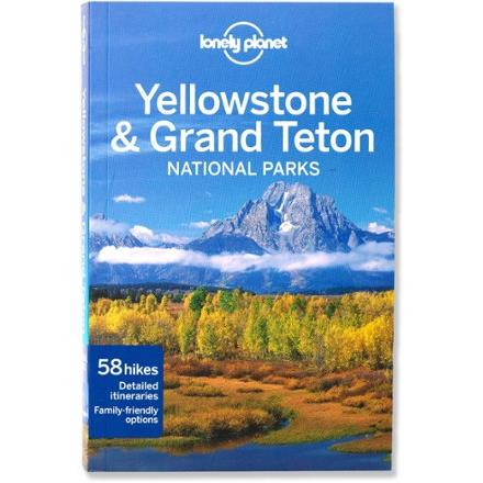 photo: Lonely Planet Yellowstone and Grand Teton us mountain states guidebook