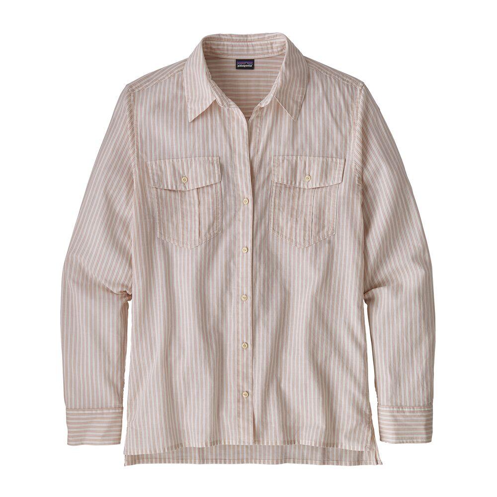 photo: Patagonia Lightweight A/C Buttondown Shirt hiking shirt