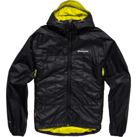 photo: Montane Prism 2.0 Jacket synthetic insulated jacket