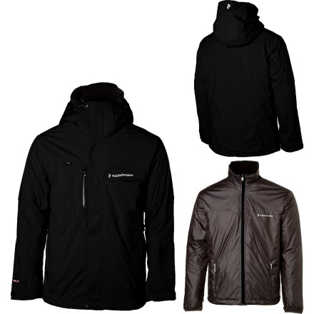 Peak Performance Massive 2 in 1 Jacket