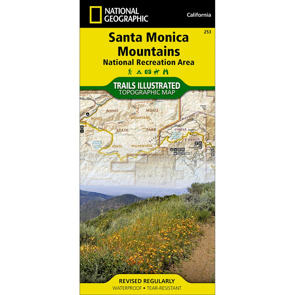 National Geographic Santa Monica Mountains National Recreation Area