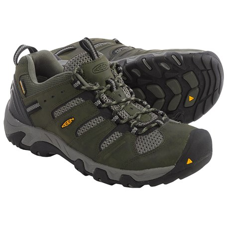 photo: Keen Koven WP trail shoe