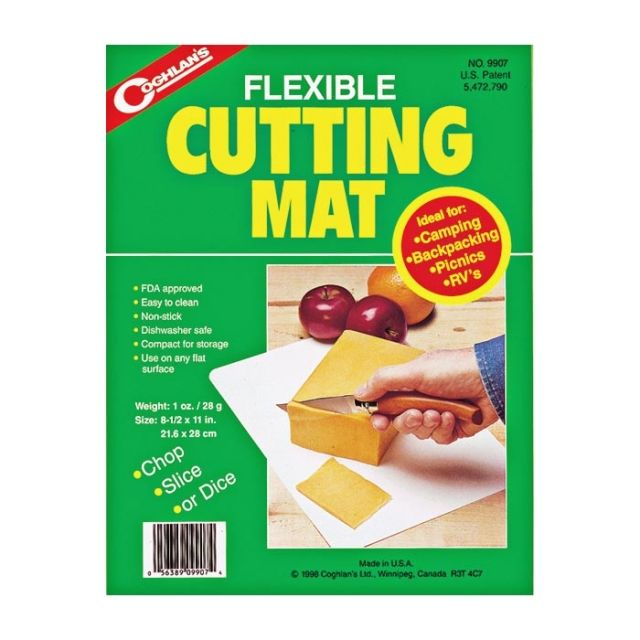 photo: Coghlan's Flexible Cutting Mat kitchen accessory