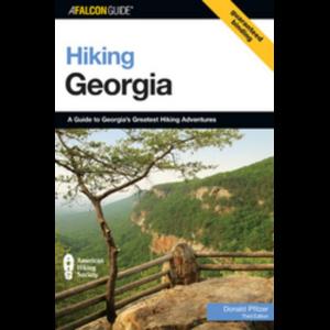 Falcon Guides Hiking Georgia