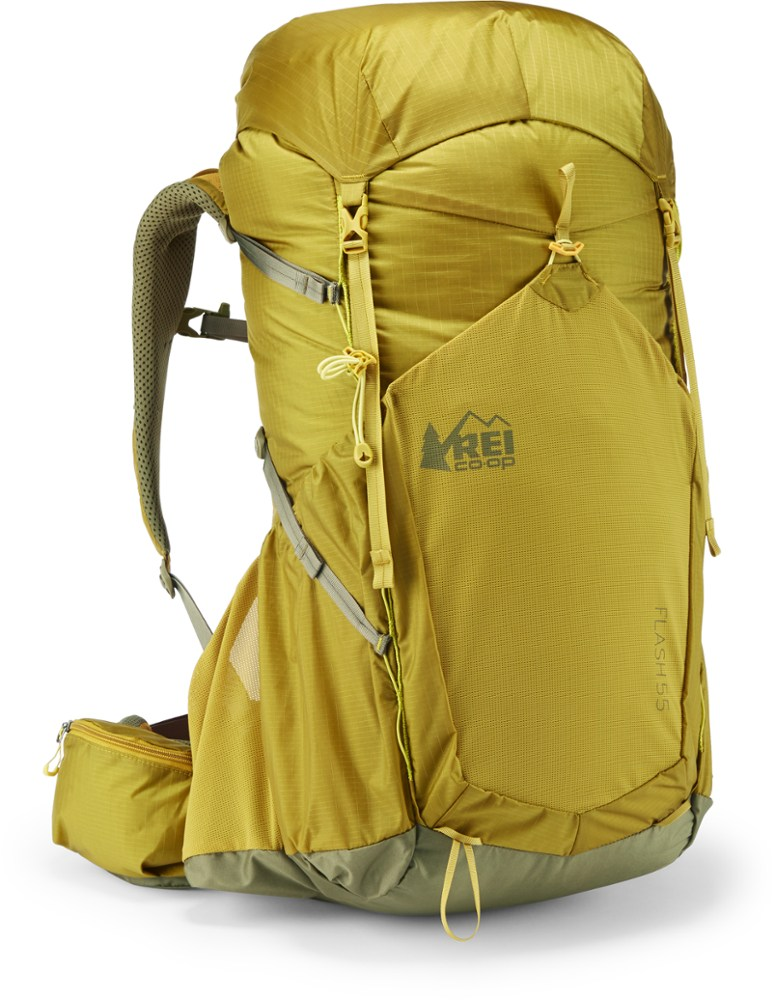 photo: REI Flash 55 weekend pack (50-69l)
