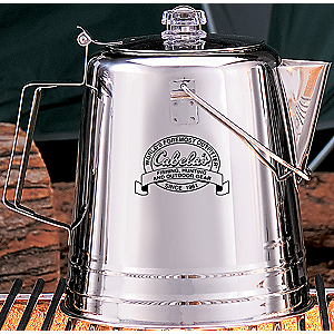 Cabela's Campfire Coffee Pot
