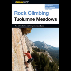 Falcon Guides Rock Climbing Tuolumne Meadows