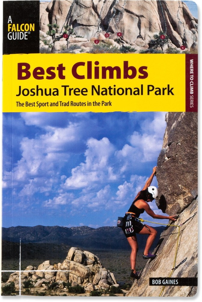 Falcon Guides Best Climbs: Joshua Tree National Park