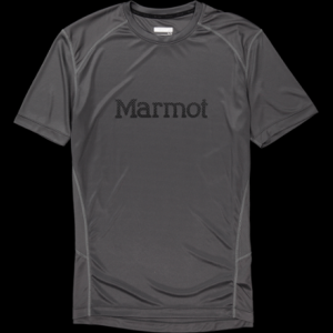 photo: Marmot Windridge Graphic SS short sleeve performance top